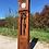 Thumbnail: Gothic Clock in oak