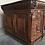 Thumbnail: Renaissance Double Trouble Desk in oak circa 1900