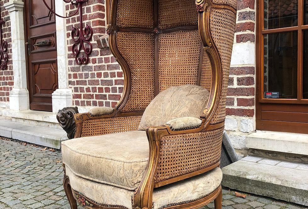 Louis xv Canopy Armchair