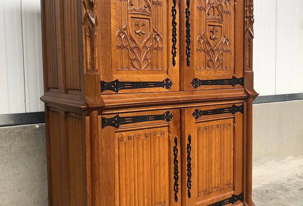 Neo Gothic Cabinet