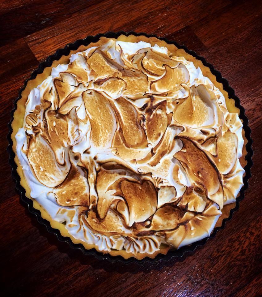 Lemon Meringu Pie