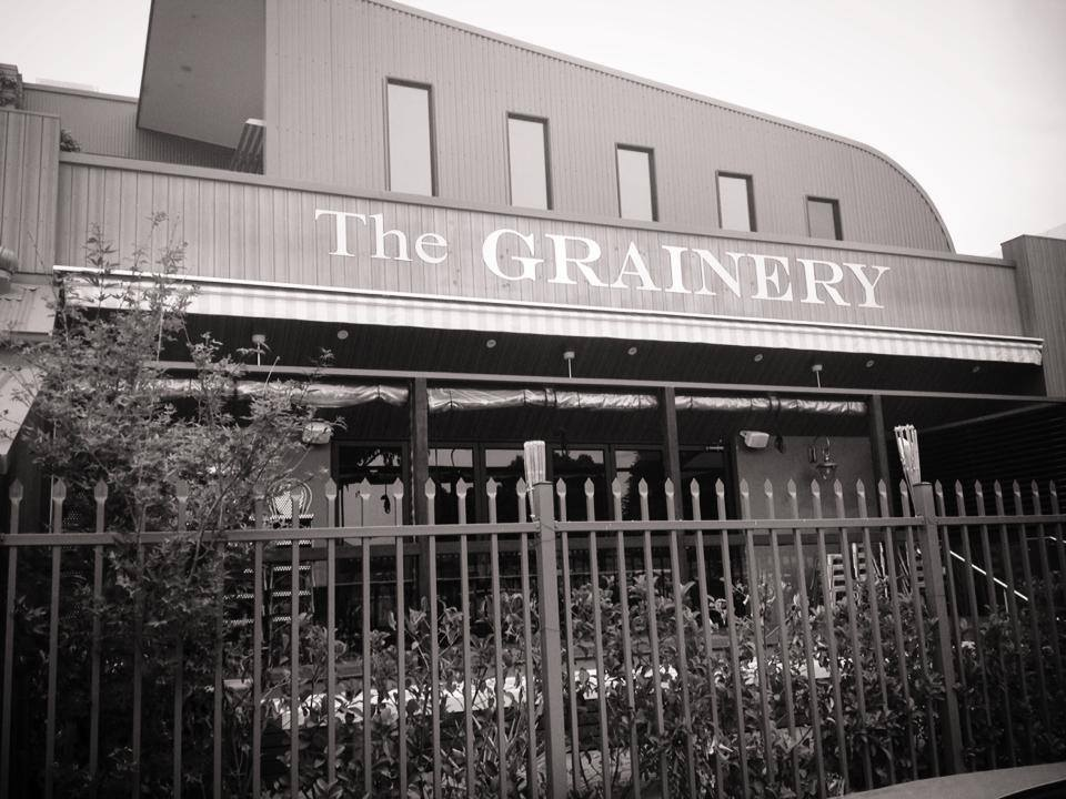 Grainery Pic outside