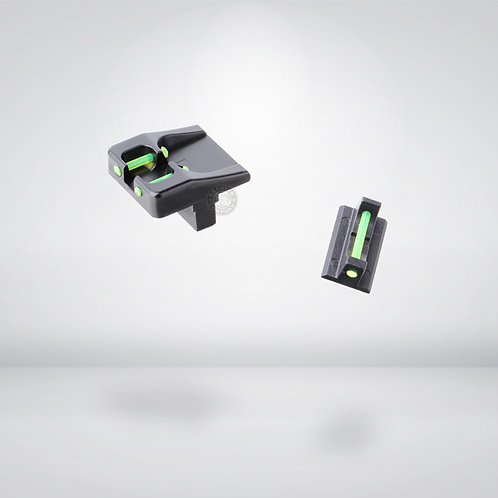 BELL G17 黃綠 光纖準心照門組
