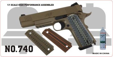 740-全金屬汽動槍