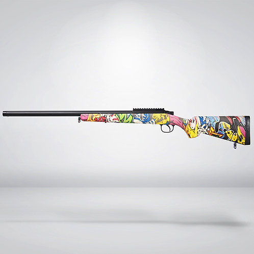 BELL VSR-10 手拉空氣槍 狙擊槍 彩色