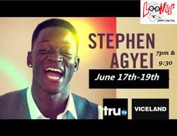 Stephen Agyei