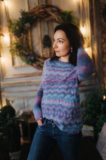 Модный легкий свитер из мериносовой шерсти Our Tribe
