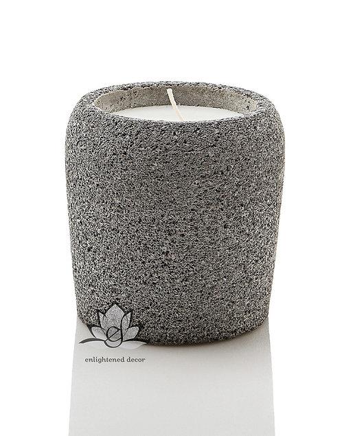 Lava Stone Candle