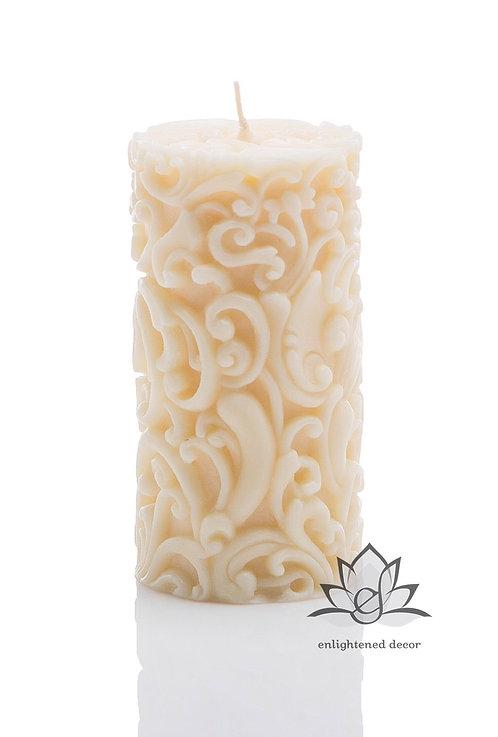 Highborn Medium Pillar Candle