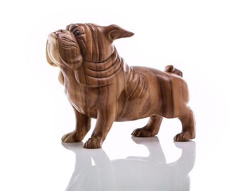 Standing Bulldog