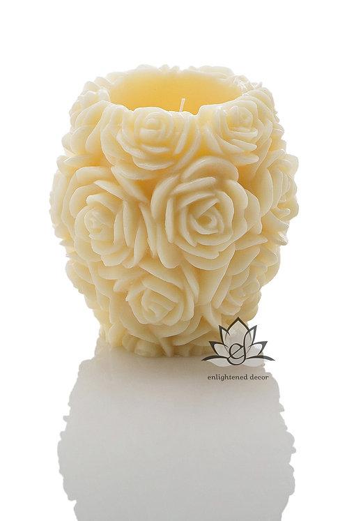 Flora Vase Candle