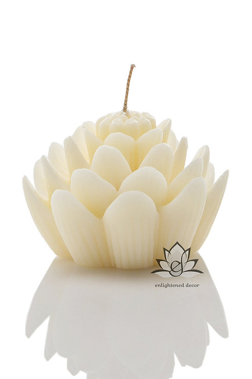 Awake Water Lily Candle