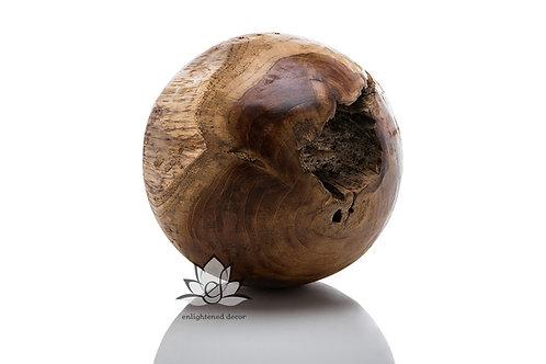 Teak Root Orbs, 20cm