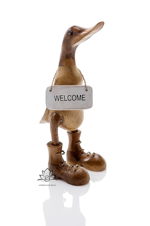 Welcome Duck