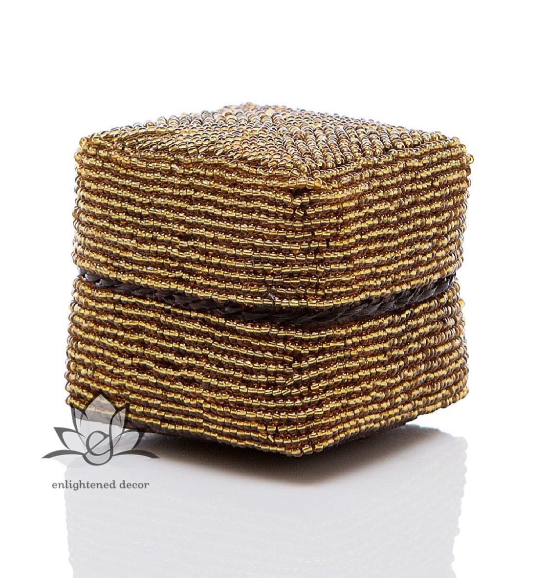 #56-4 Beaded Box, 7cm -Gold_logoWEB_edit