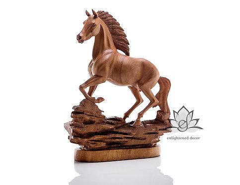 Cliff Horse, Medium