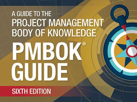 Novedades de la Sexta Edición del PMBoK