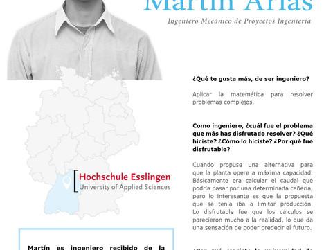 Entrevista a Martín Arias