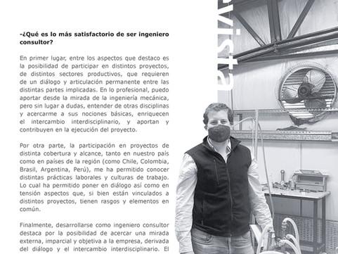 Entrevista a Felipe Martínez de Haedo