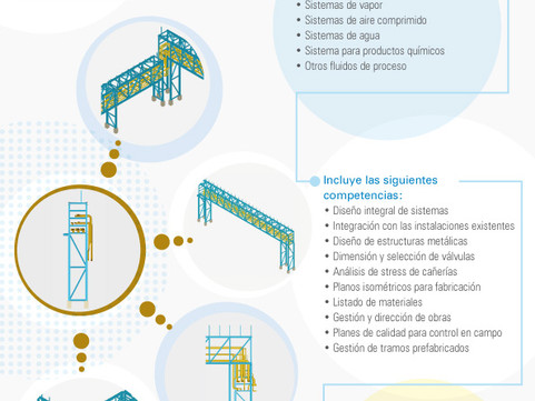 Proyectos Ingeniería realiza diseño y dirección de obra de proyectos industriales.