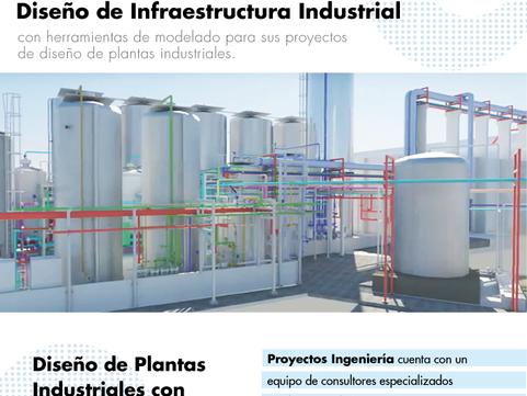 Diseño de Infraestructura Industrial