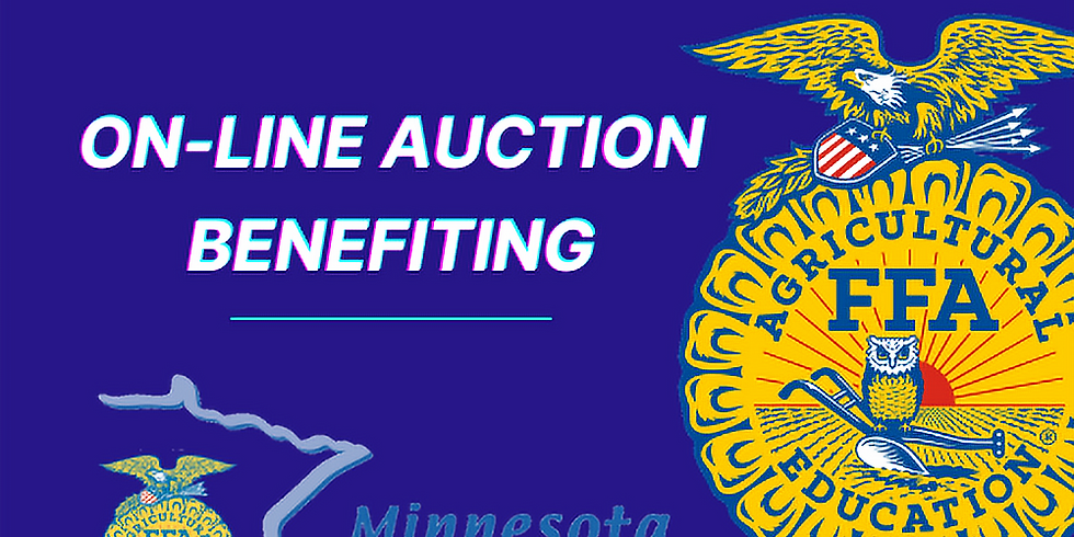 Minnesota Gives Online Auction benefiting MN FFA