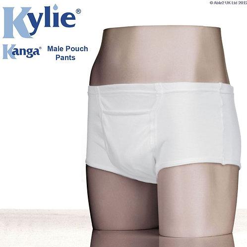 Kanga Male Pouch Pants - S