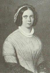 Amalie Rocholl geb. Gnuva