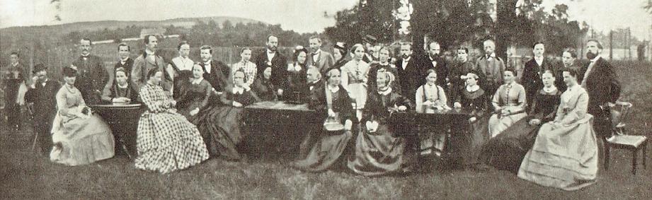 Familientag 1892 Soest (oberes Bild)