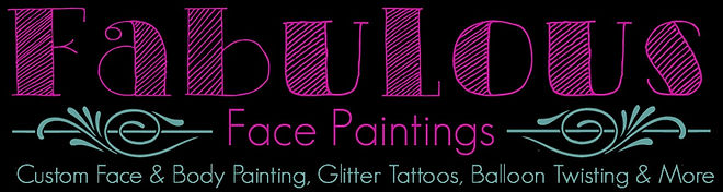 Fabulous Face Paintings logo