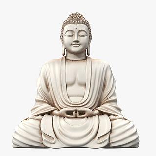 sitting-buddha-white-statue-3d-model-max
