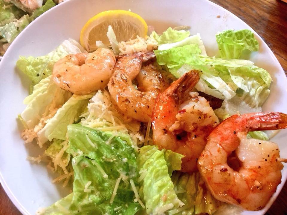 Shrimp Caeser