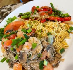 Seafood Sautee