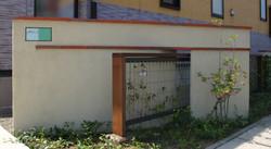 門塀、メッシュフェンス