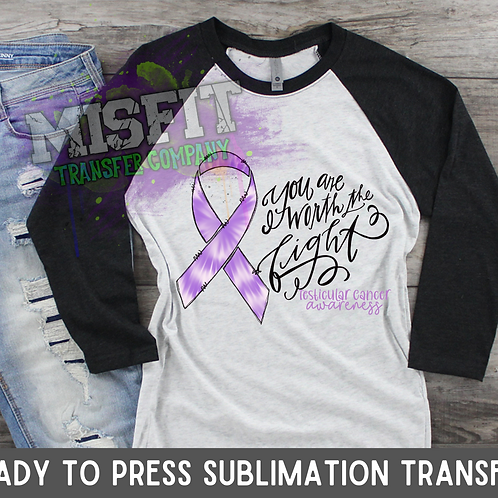 Pancreatic Cancer - Sublimation Transfer