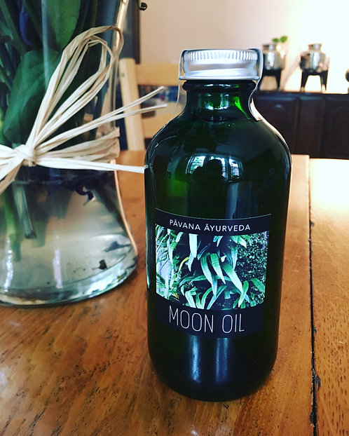 Moon Oil ~ Massage oil for Sleep