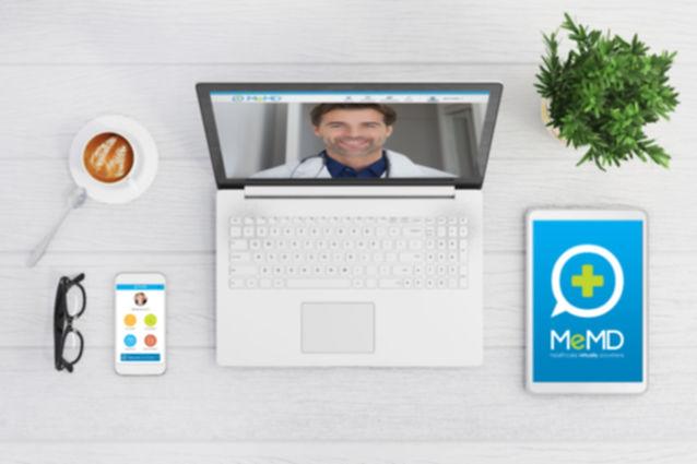MeMD Laptop