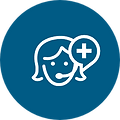 Talk Therapy Service Line Icon