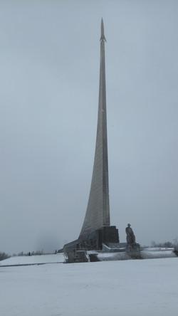 Museo de la Cosmonáutica (Moscú)