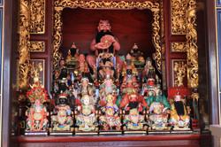 Figuras templo