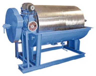 Alat pengering tak langsung (indirect dryer)  Pindah panas secara konduksi  contohnya drum dyer dan freezedryer a648aa37b5
