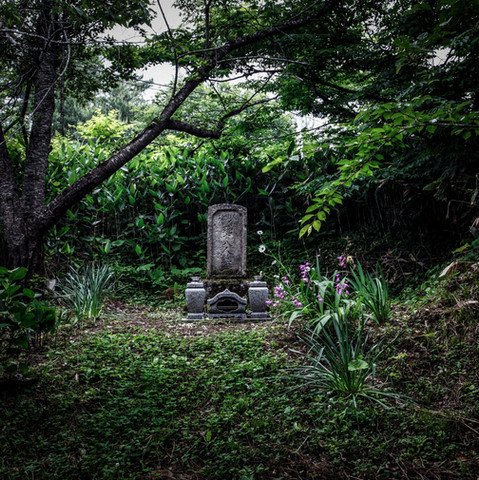 金堀地区戦死者の墓.JPG