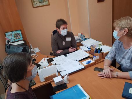 Специалисты Регионального центра ПМСП  посетили ЦГБ №2 Екатеринбурга