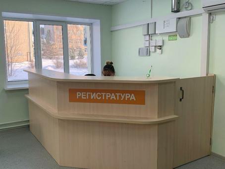 Специалисты Регионального центра провели аудит в Сысертской ЦРБ