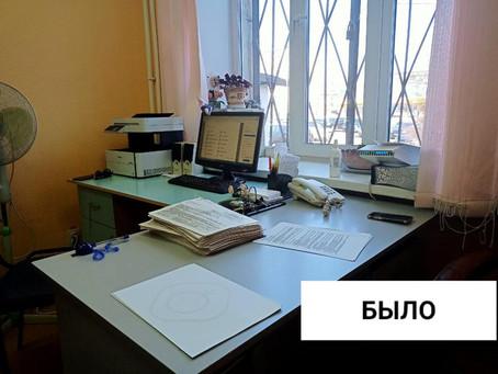 Состоялся рабочий визит РЦ ПМСП во взрослую поликлинику ГБ1 Н.Тагила