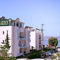 Road street view Hotel Garden  Radhime V