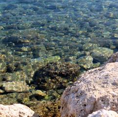 cristal clear water Hotel Garden  Radhim