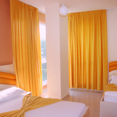 Triple room with sea view Hotel Garden