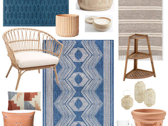 Indoors or Out: Transitional Decor Finds
