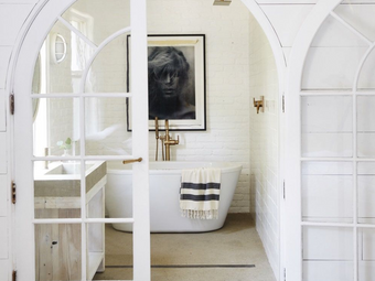 6 Simple (and Affordable) Upgrades for a Spa-like Bathroom